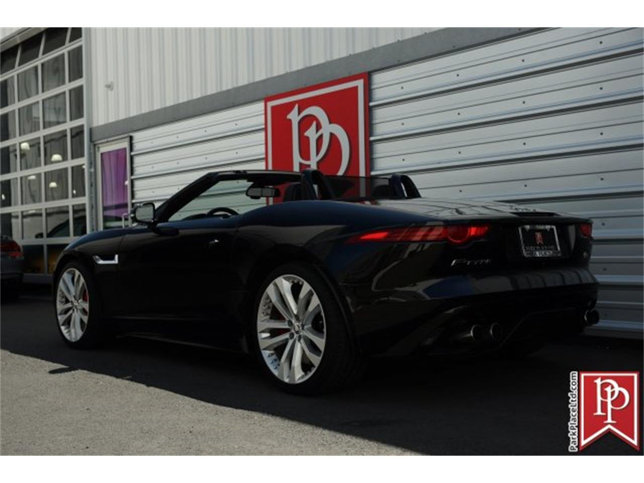 Large Picture of 2014 F-Type located in Bellevue Washington Offered by Park Place Ltd - L530