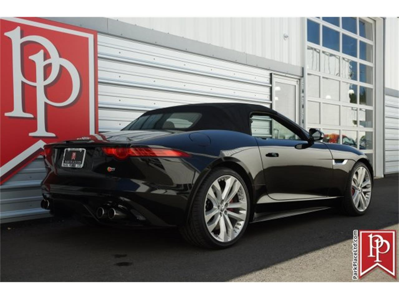 Large Picture of 2014 Jaguar F-Type located in Washington - $43,950.00 Offered by Park Place Ltd - L530