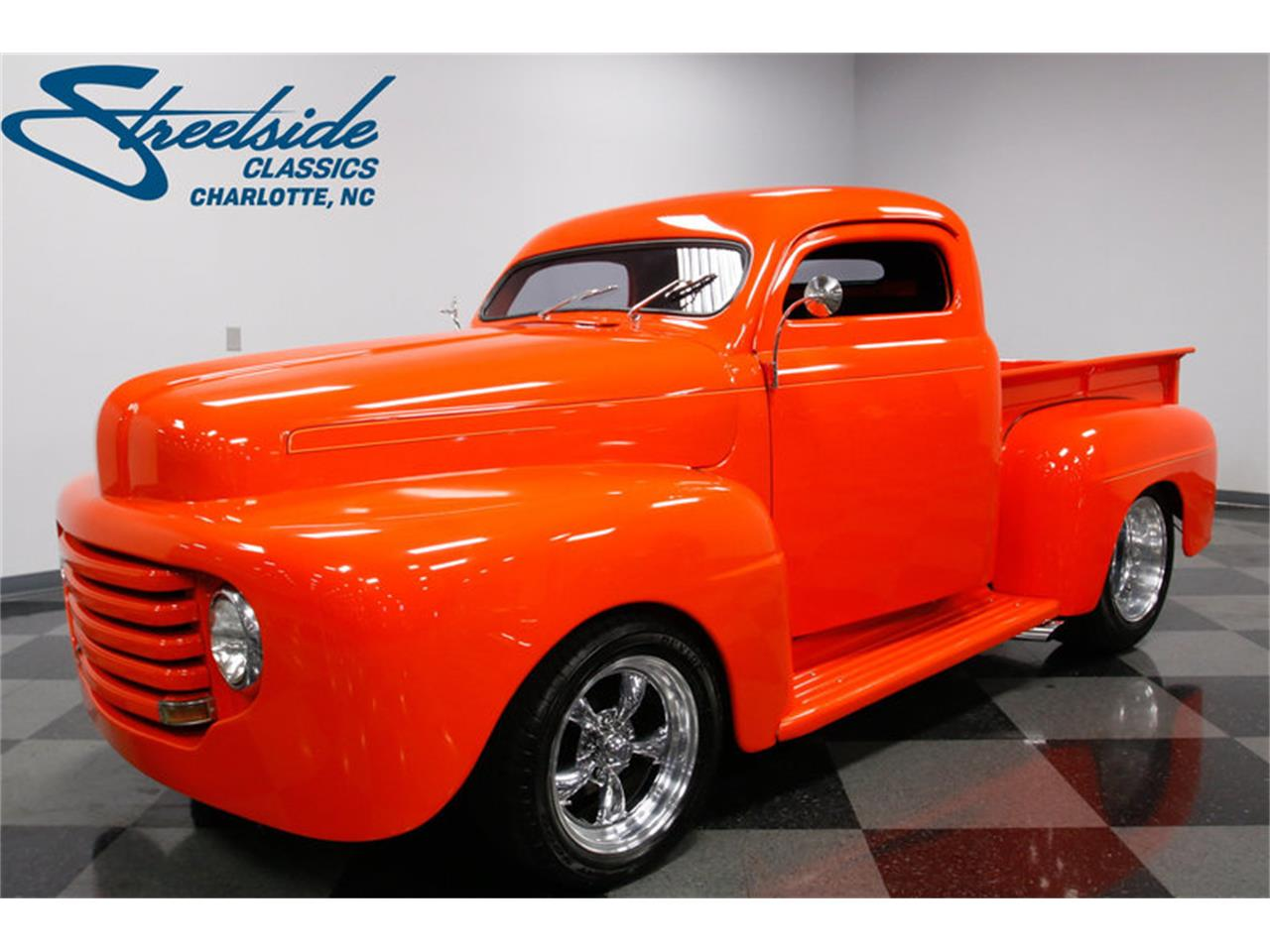 Large Picture of 1948 Ford F1 located in North Carolina Offered by Streetside Classics - Charlotte - L536
