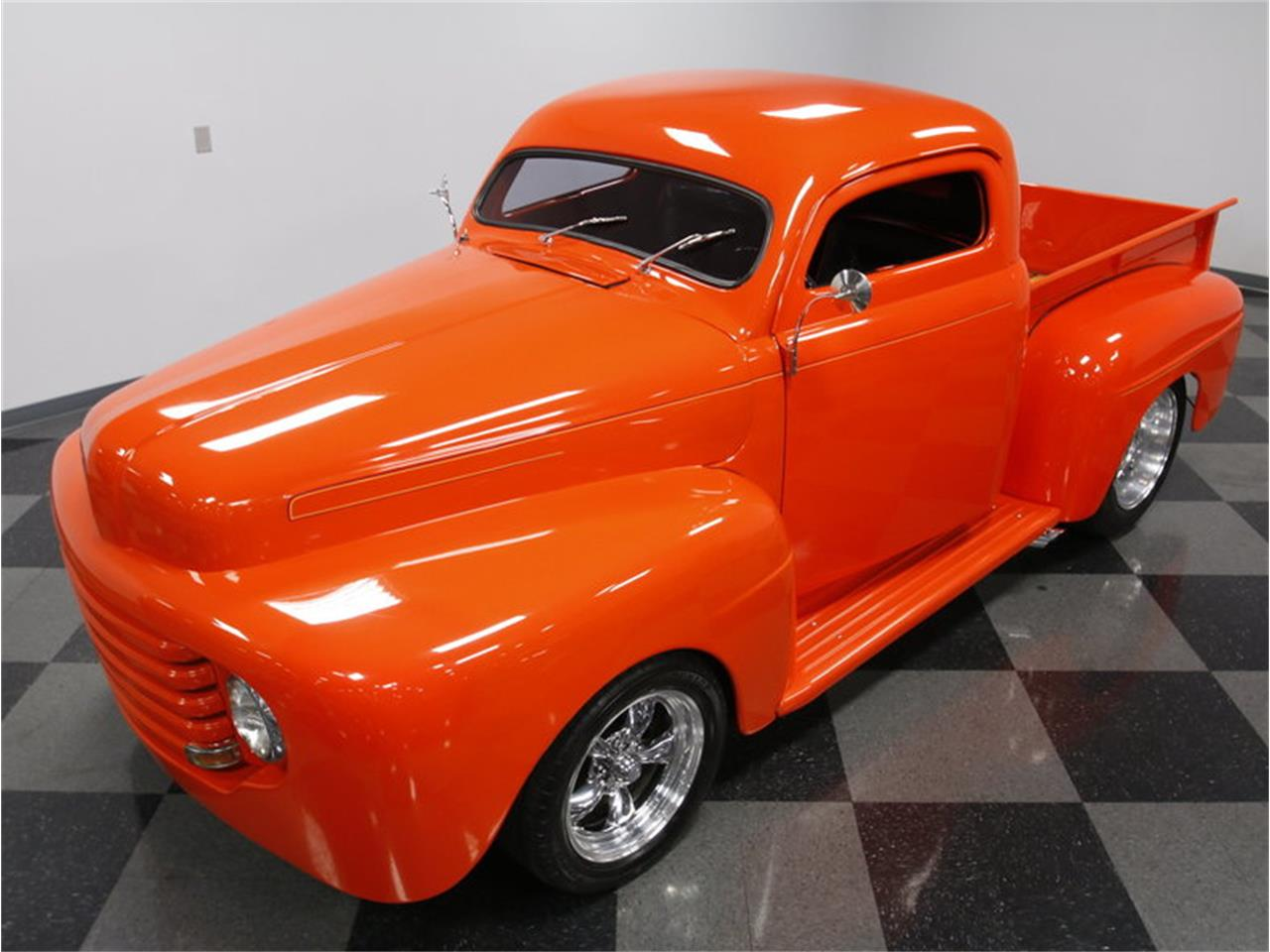 Large Picture of Classic 1948 Ford F1 located in North Carolina - $35,995.00 Offered by Streetside Classics - Charlotte - L536