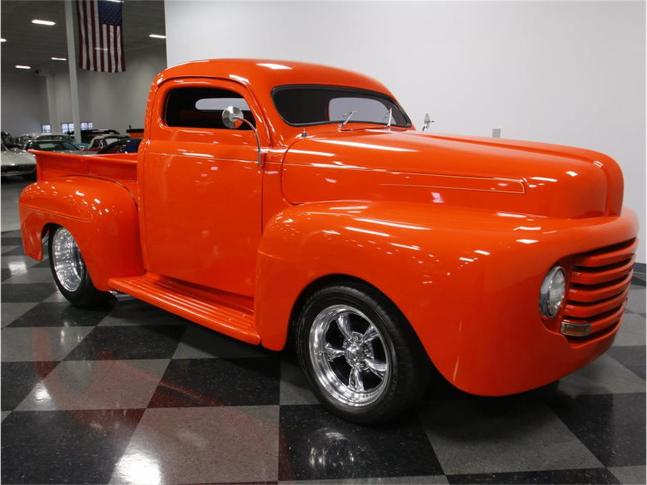 Large Picture of Classic 1948 Ford F1 located in Concord North Carolina - L536