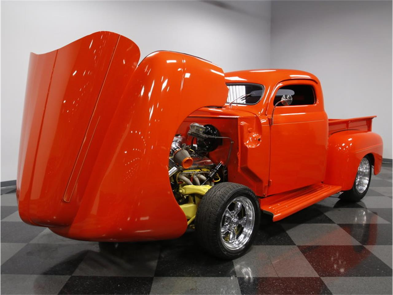 Large Picture of '48 Ford F1 Offered by Streetside Classics - Charlotte - L536