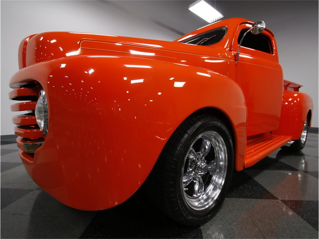 Large Picture of '48 Ford F1 located in North Carolina - $35,995.00 - L536