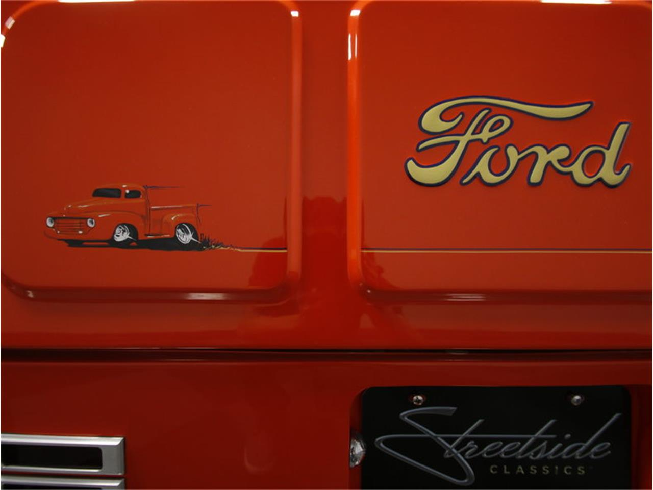 Large Picture of Classic 1948 F1 - L536