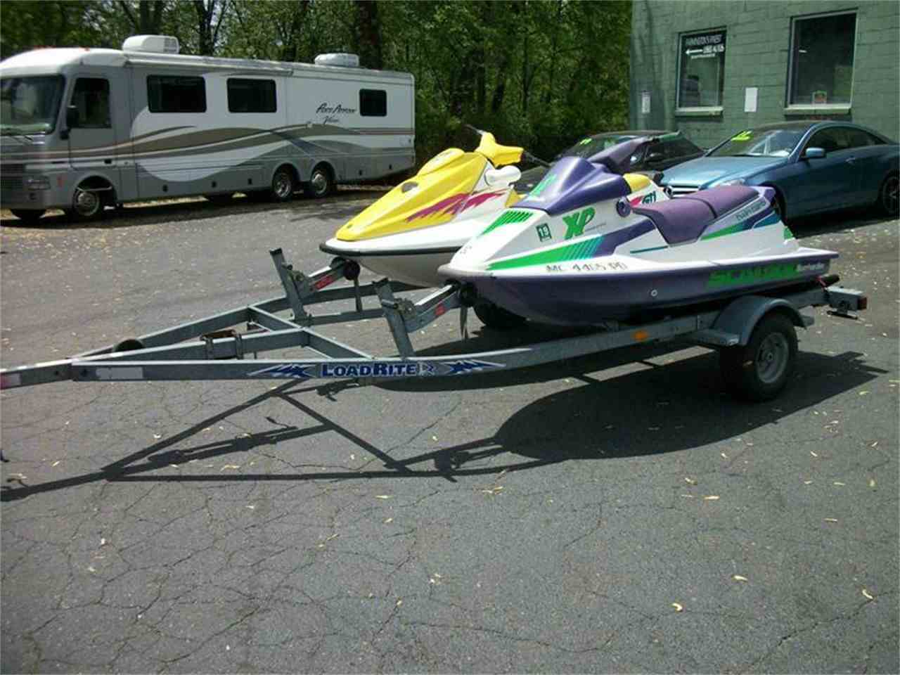 1996 sea doo gti xp for sale cc 986380. Black Bedroom Furniture Sets. Home Design Ideas