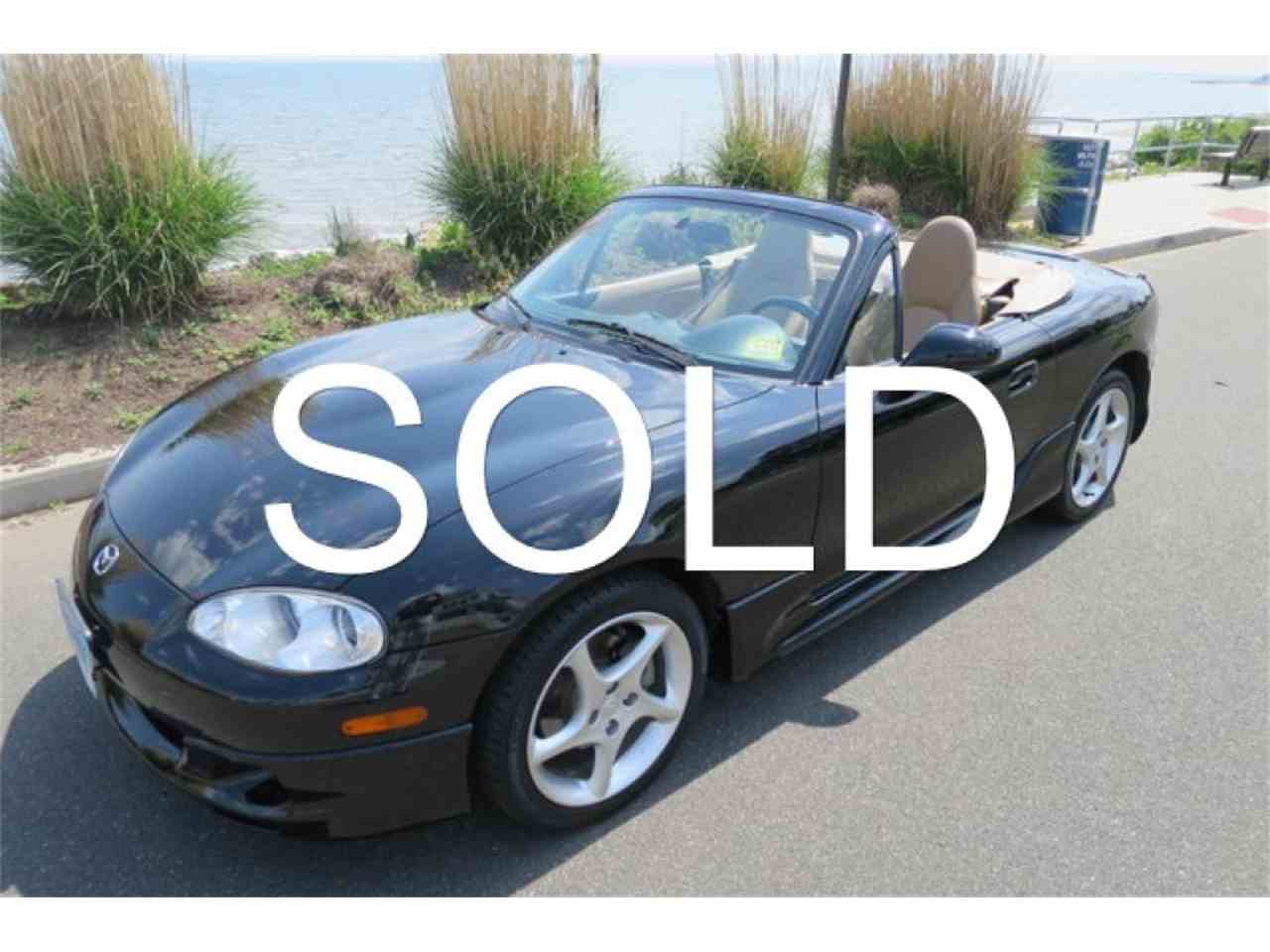 Large Picture of '01 Miata - $16,000.00 Offered by Napoli Classics - L53H
