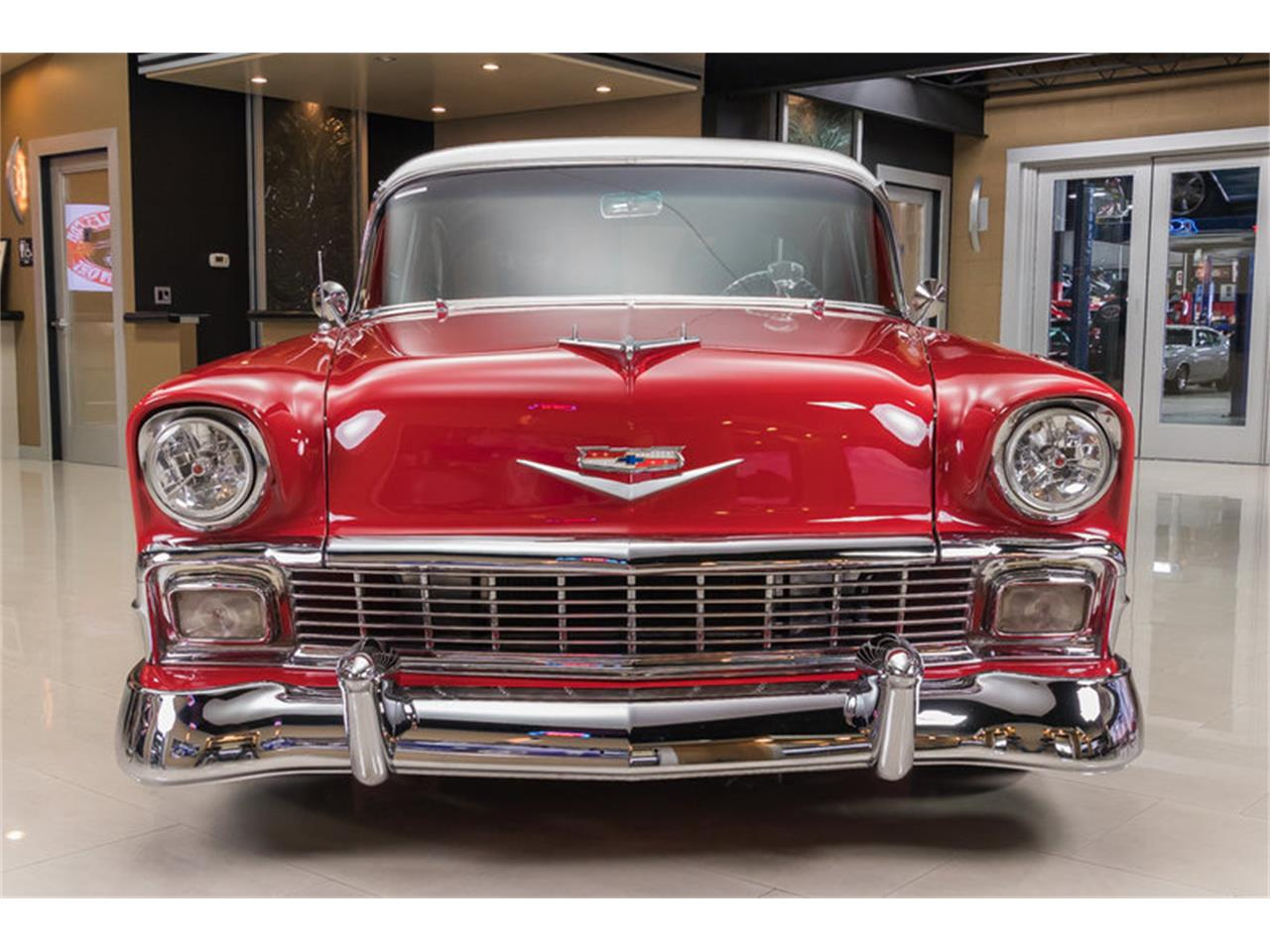 Large Picture of 1956 Bel Air Offered by Vanguard Motor Sales - L53N