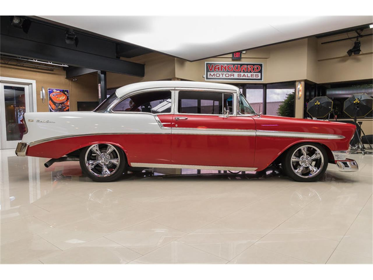 Large Picture of '56 Bel Air - $64,900.00 - L53N