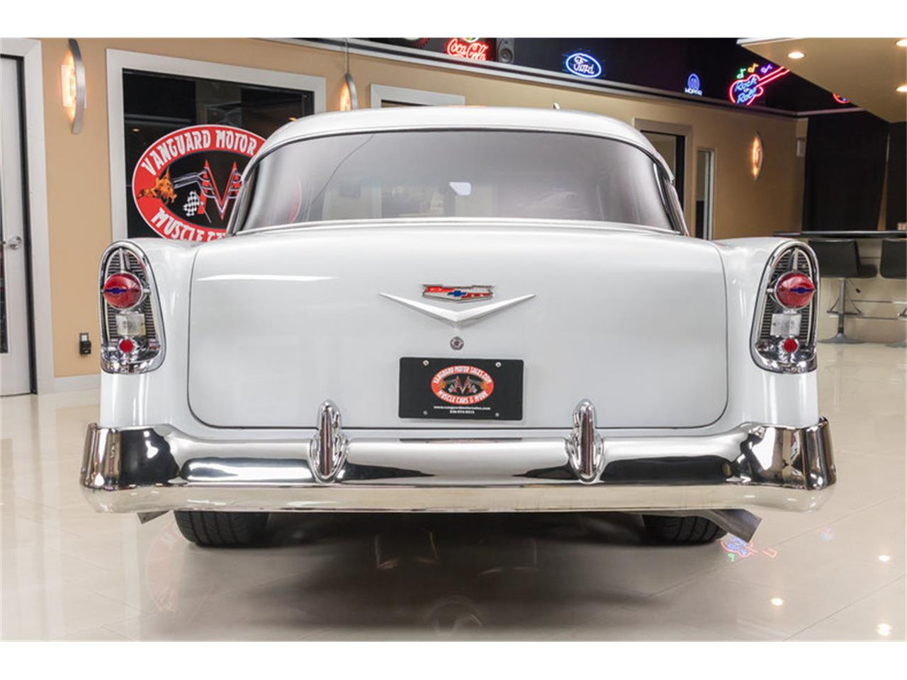 Large Picture of Classic '56 Chevrolet Bel Air - $64,900.00 - L53N