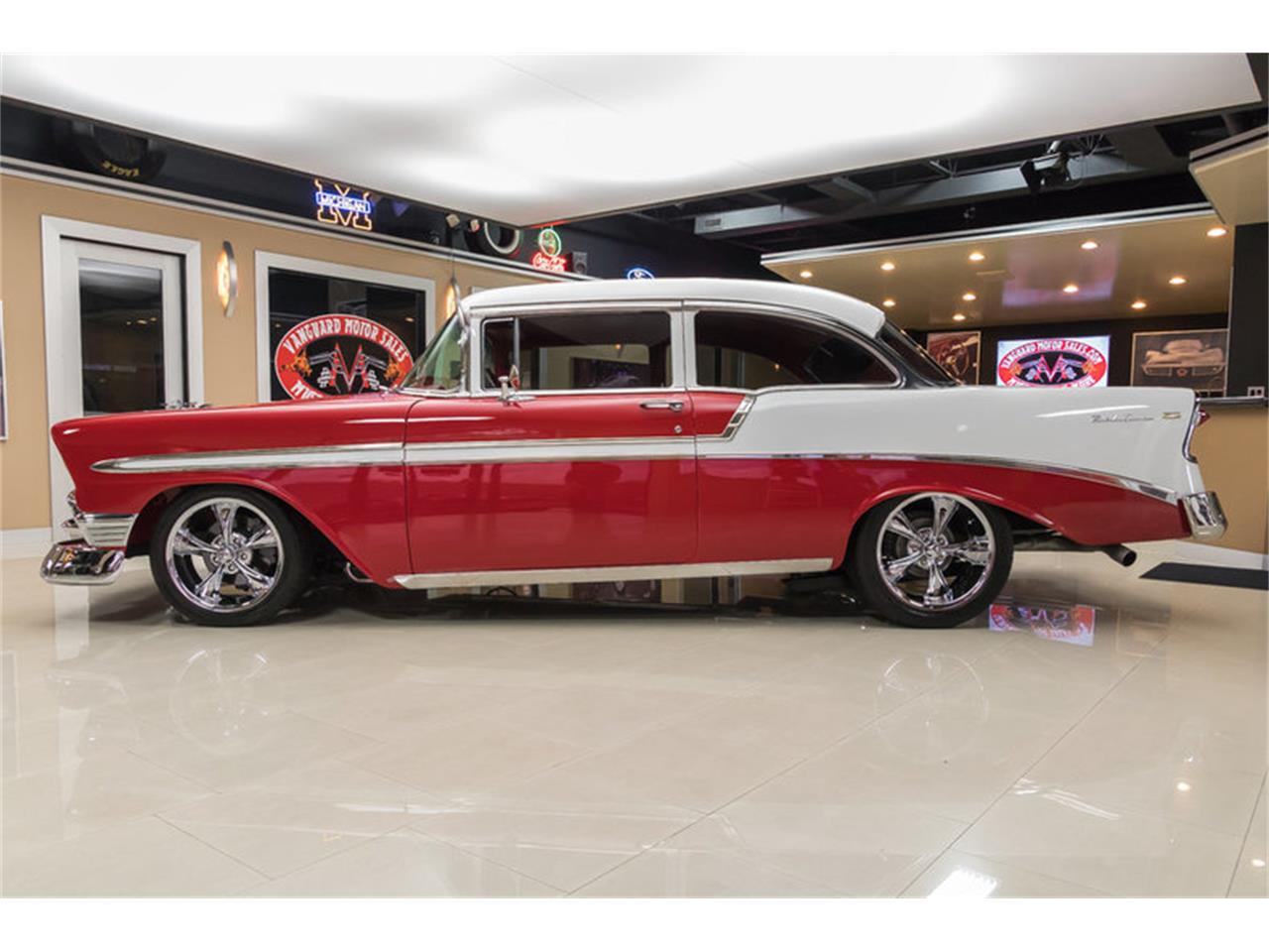 Large Picture of Classic 1956 Bel Air - L53N