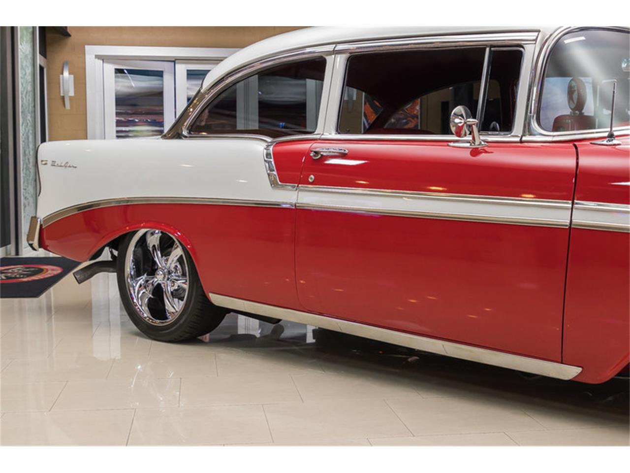 Large Picture of '56 Bel Air Offered by Vanguard Motor Sales - L53N