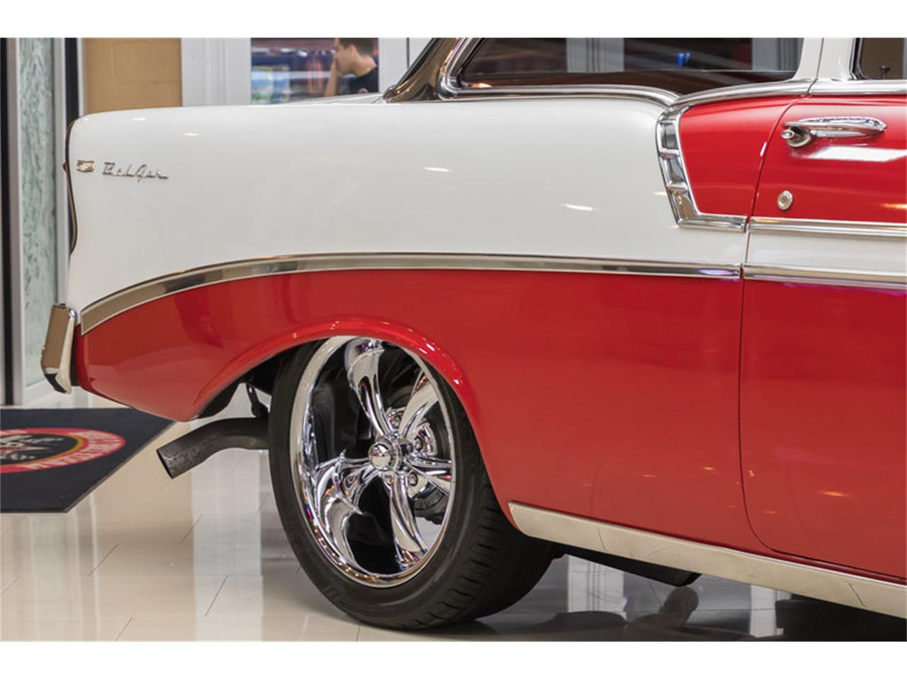 Large Picture of Classic '56 Chevrolet Bel Air located in Michigan - $64,900.00 - L53N