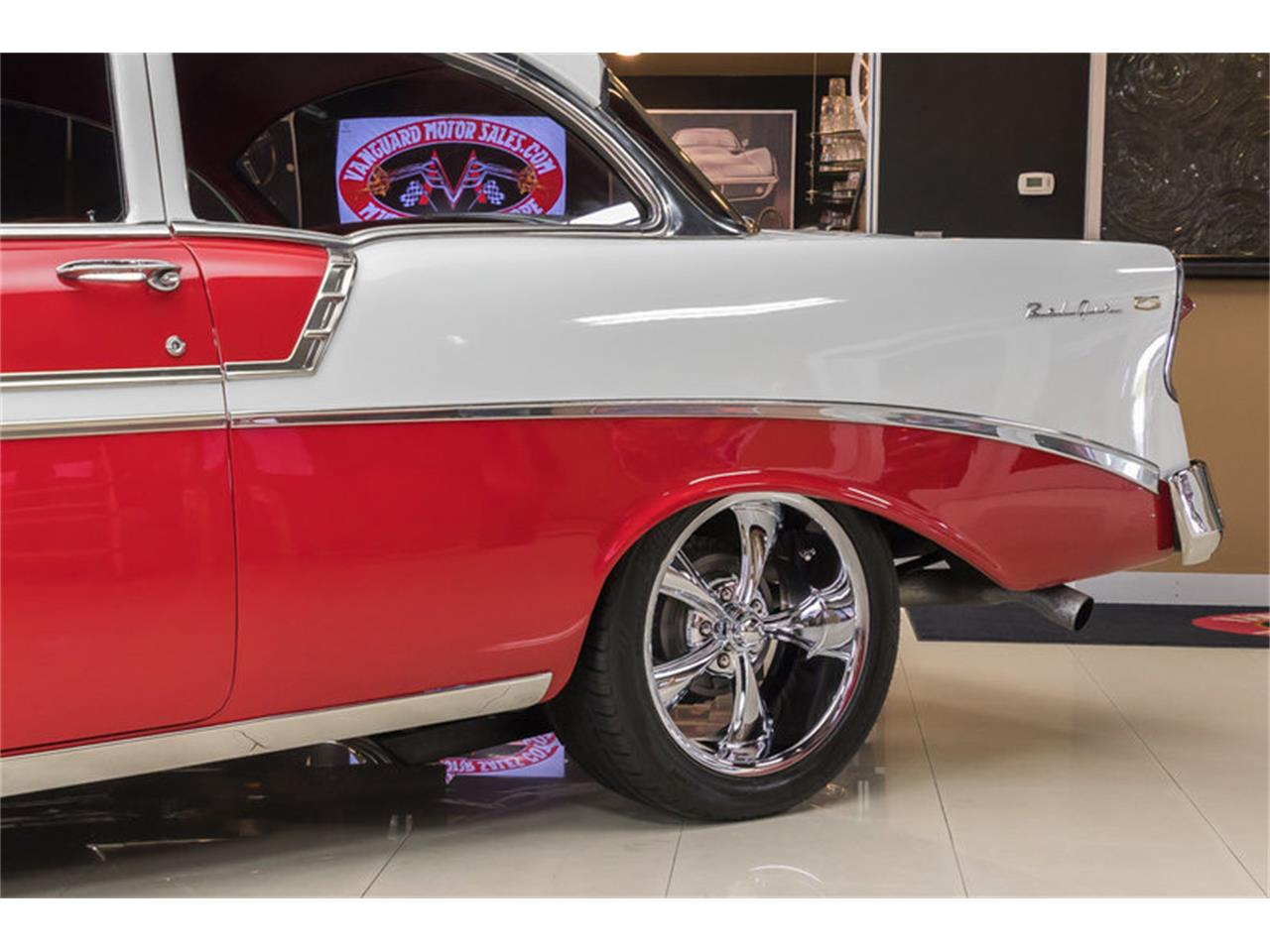 Large Picture of Classic 1956 Bel Air located in Plymouth Michigan Offered by Vanguard Motor Sales - L53N