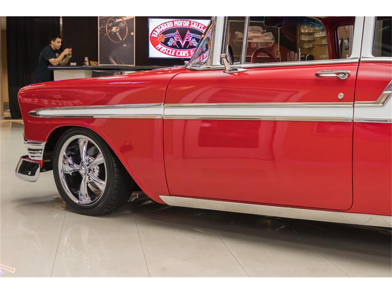 Large Picture of '56 Chevrolet Bel Air - L53N