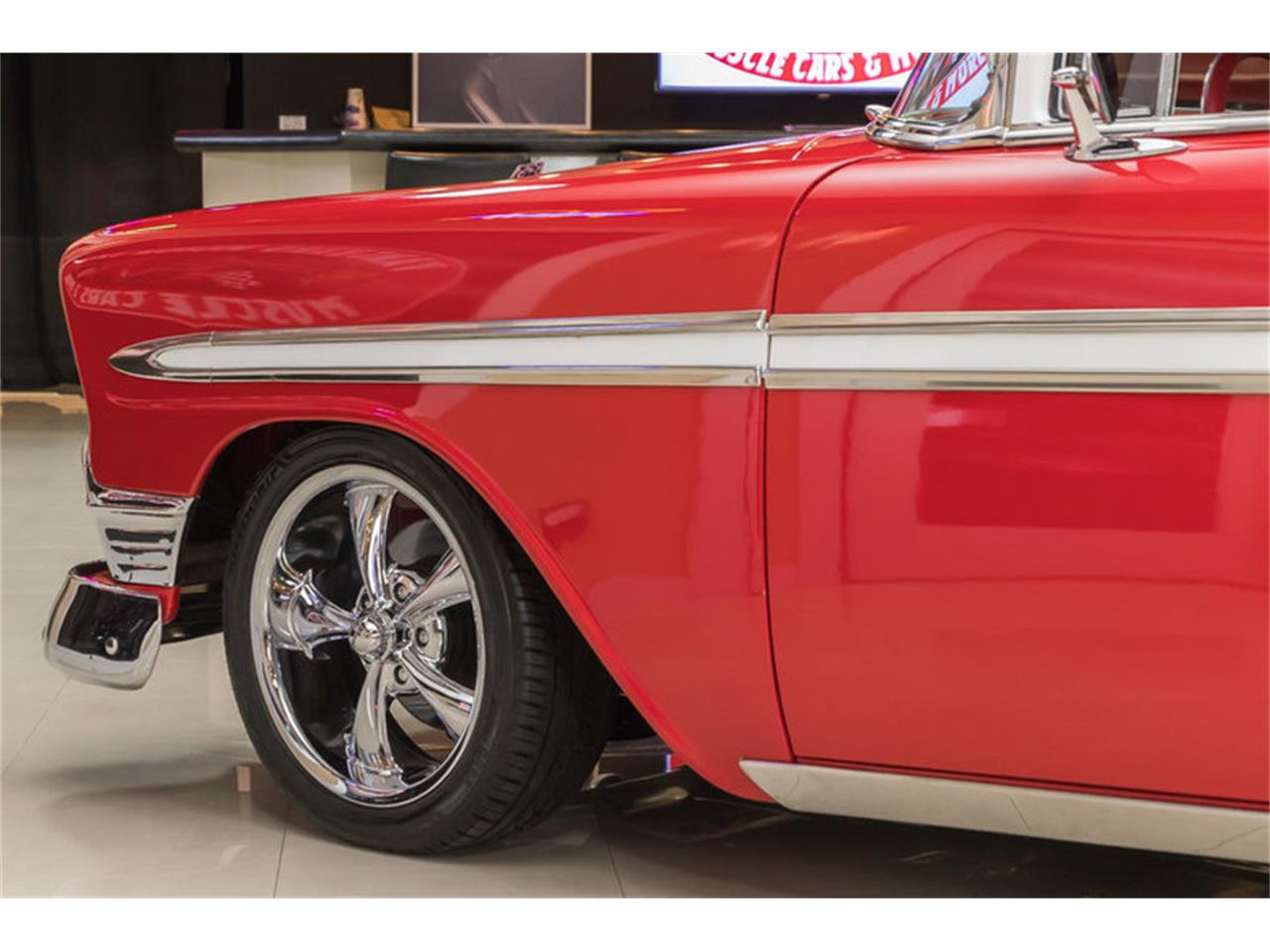 Large Picture of 1956 Chevrolet Bel Air Offered by Vanguard Motor Sales - L53N