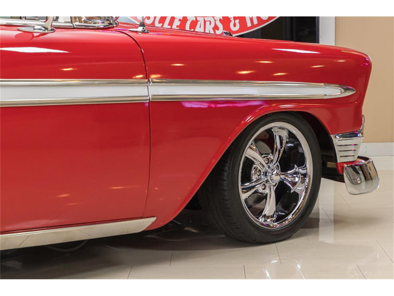 Large Picture of Classic '56 Chevrolet Bel Air - $64,900.00 Offered by Vanguard Motor Sales - L53N