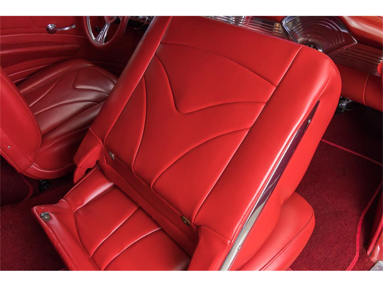 Large Picture of Classic '56 Bel Air located in Plymouth Michigan Offered by Vanguard Motor Sales - L53N
