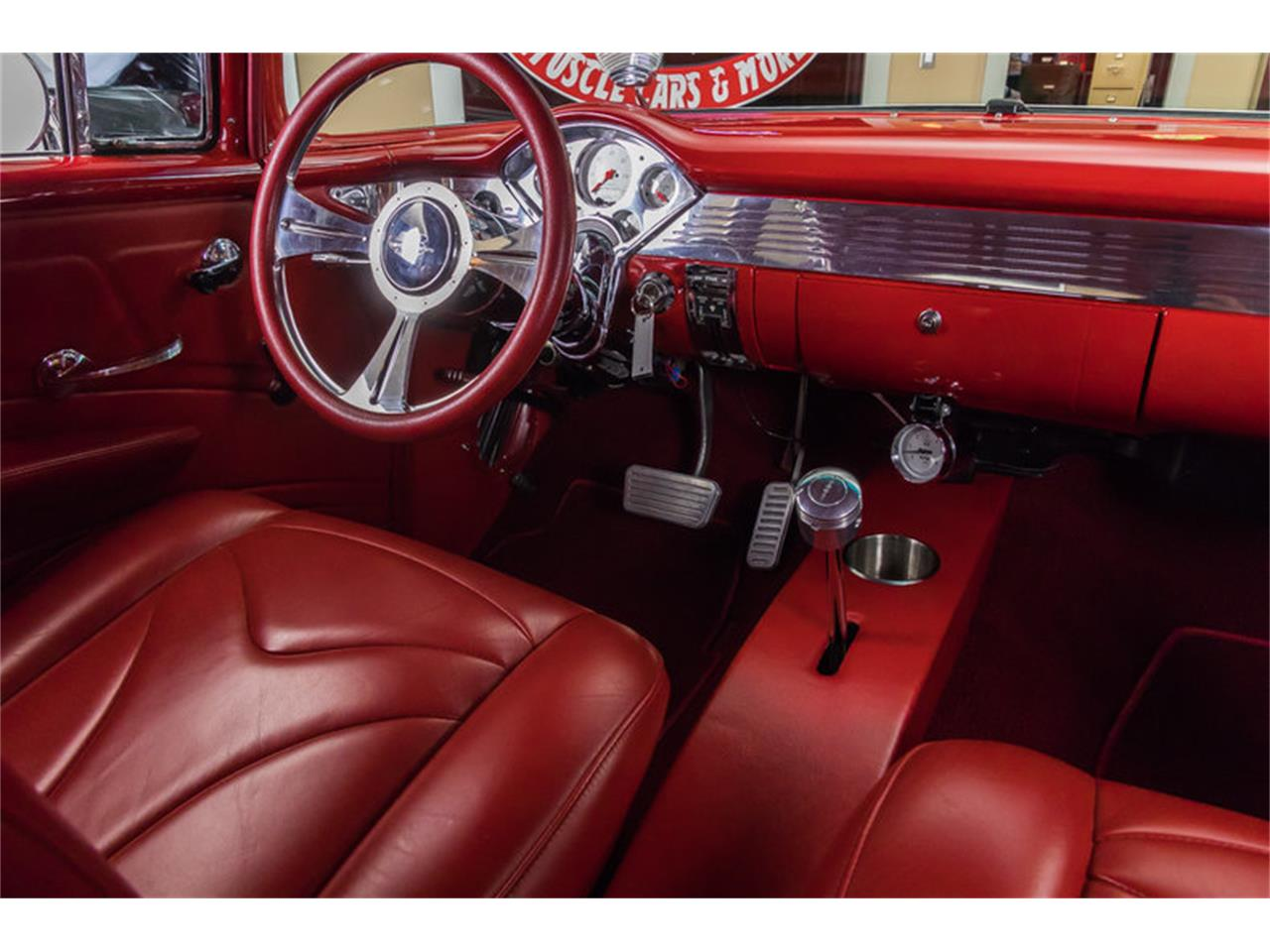 Large Picture of Classic '56 Bel Air located in Michigan - $64,900.00 Offered by Vanguard Motor Sales - L53N