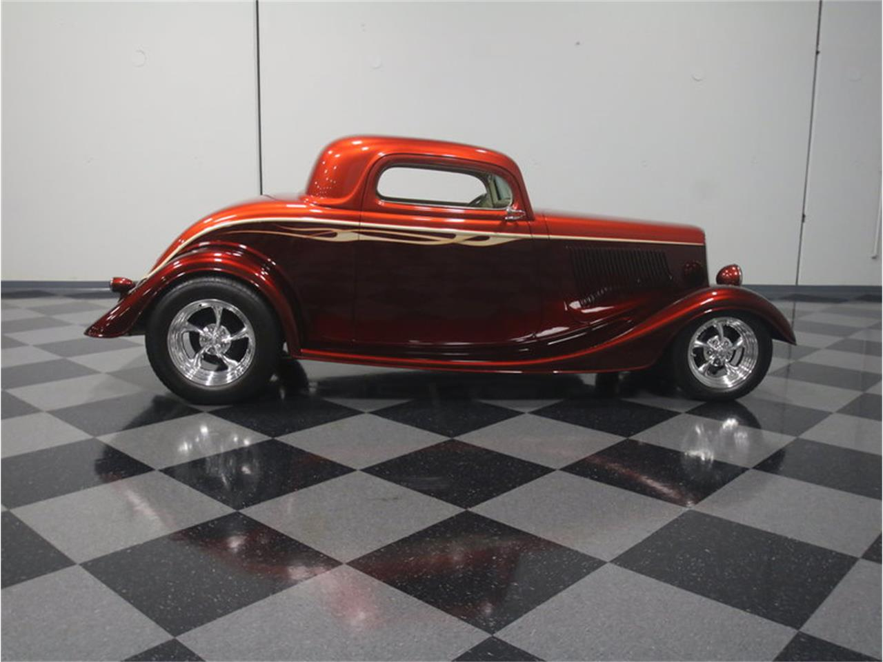 Large Picture of '34 Coupe - L53W
