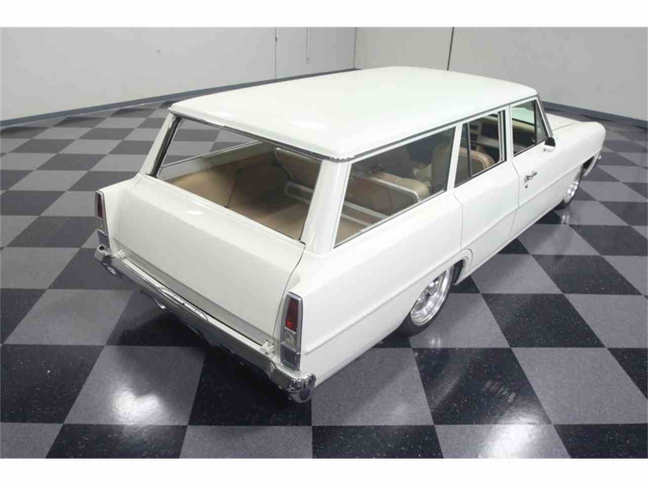 Large Picture of '66 Nova Wagon Restomod - L53Y