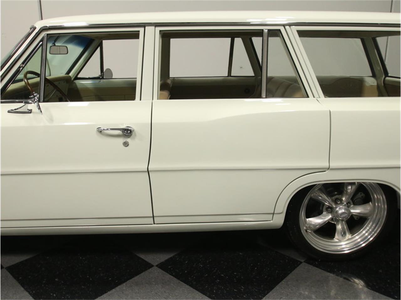 Large Picture of '66 Nova Wagon Restomod - L53Y