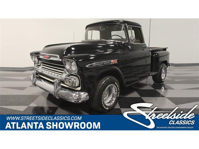 1959 Chevrolet Apache For Sale On Classiccars