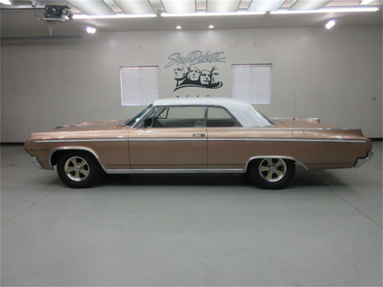 Large Picture of '64 Oldsmobile Dynamic 88 - $20,975.00 Offered by Frankman Motor Company - L54S