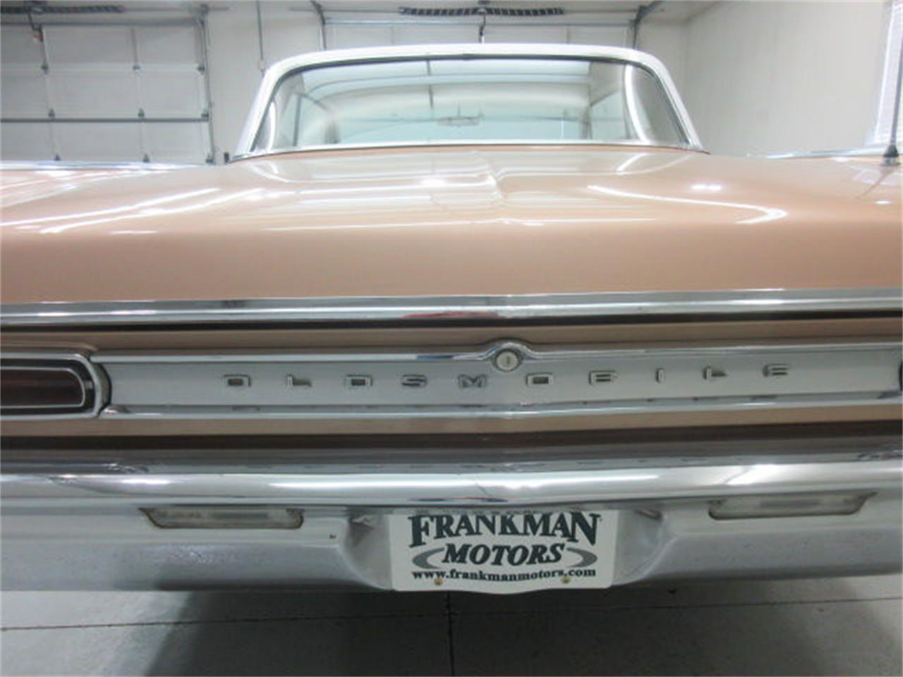 Large Picture of Classic '64 Oldsmobile Dynamic 88 - $20,975.00 Offered by Frankman Motor Company - L54S