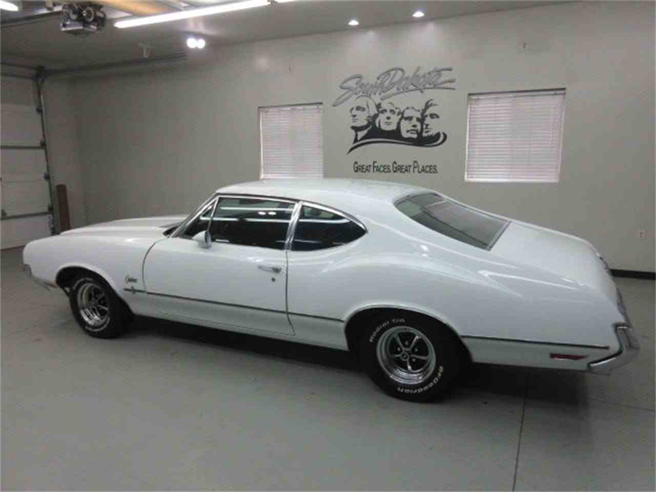 Large Picture of '70 Cutlass - L54W