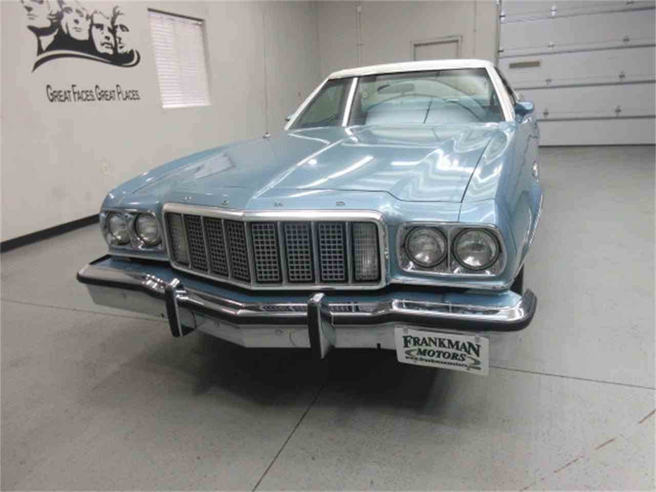 Large Picture of '75 Ranchero - L54X
