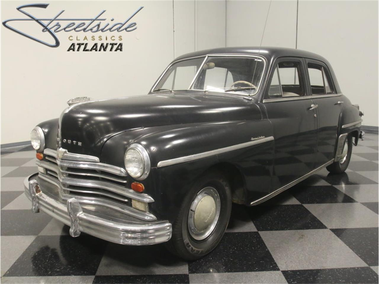 Large Picture of 1949 Plymouth Special Deluxe located in Lithia Springs Georgia Offered by Streetside Classics - Atlanta - L551