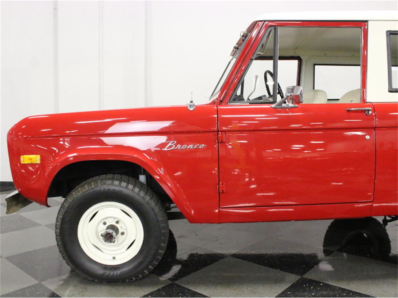 Large Picture of '72 Bronco - L55Y