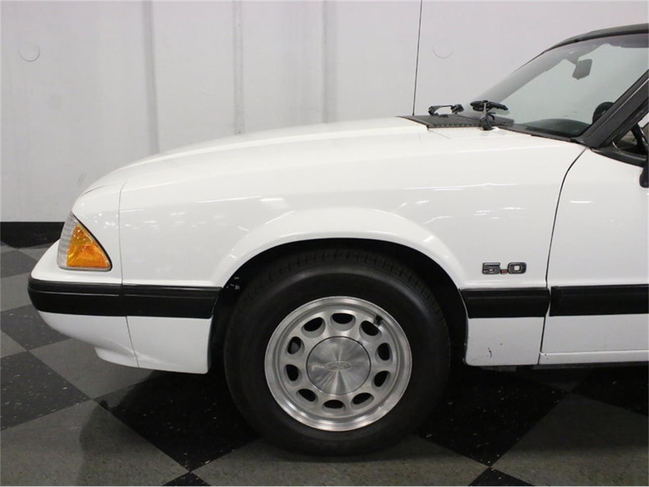 Large Picture of '90 Mustang - L55Z