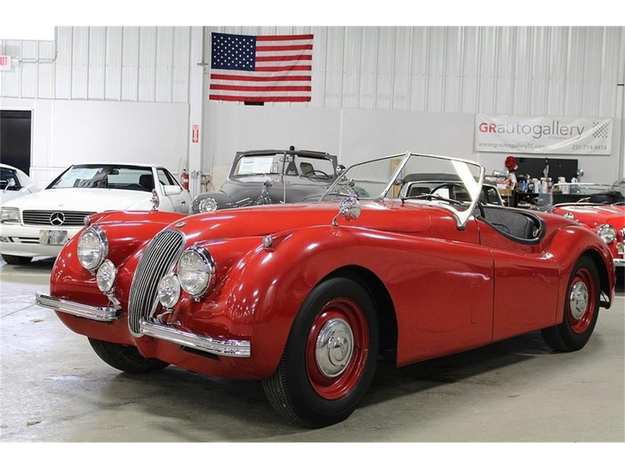 Large Picture of Classic '54 XK120 - $69,900.00 - L561