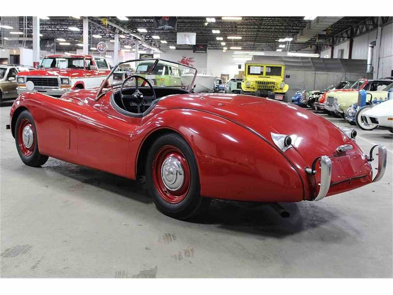 Large Picture of '54 XK120 - L561