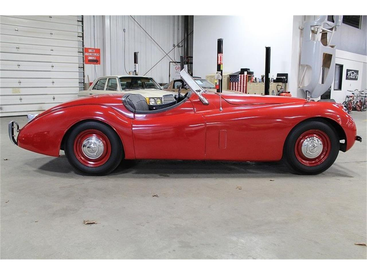 Large Picture of Classic '54 Jaguar XK120 Offered by GR Auto Gallery - L561