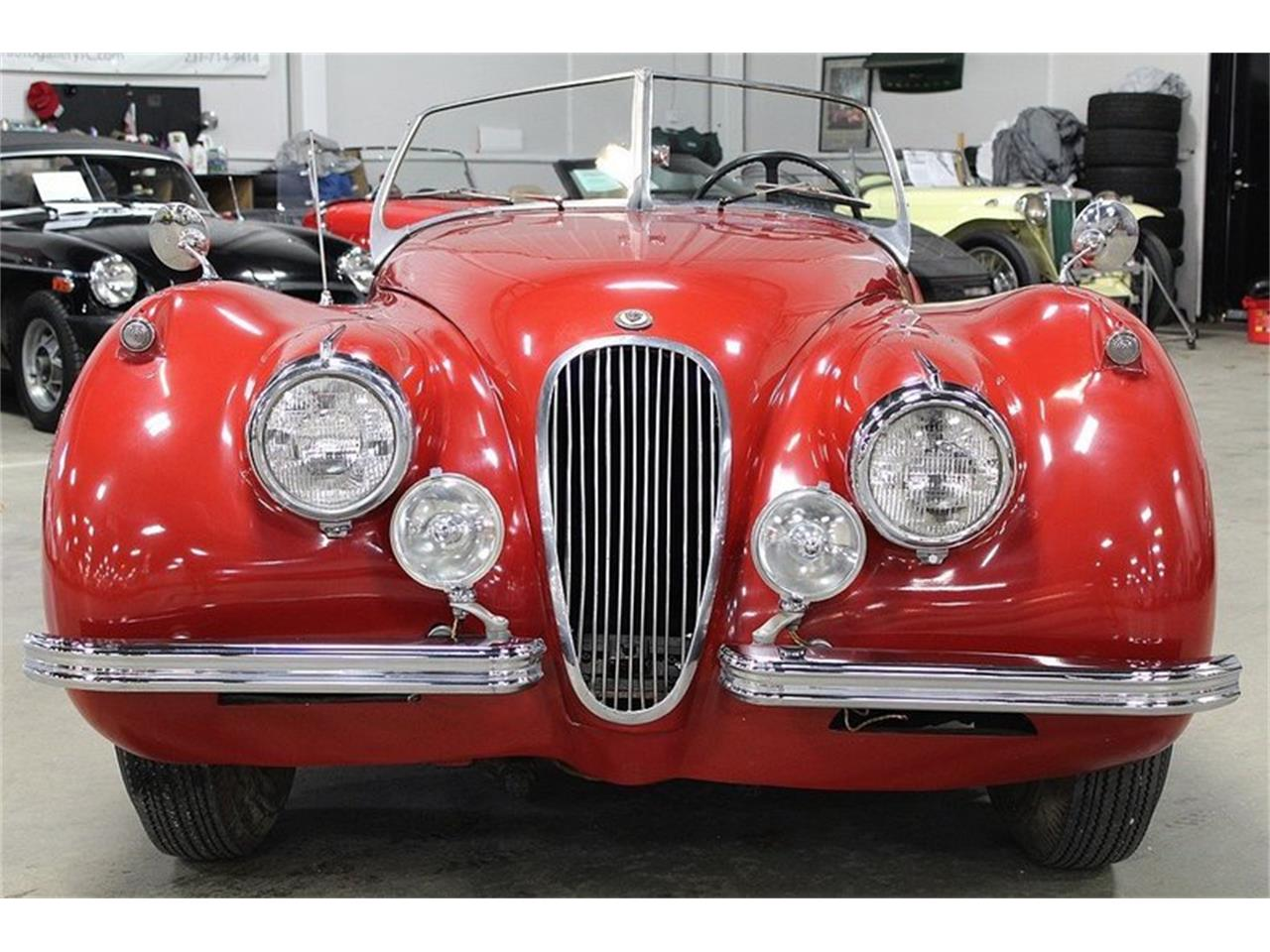 Large Picture of '54 XK120 located in Michigan - $69,900.00 Offered by GR Auto Gallery - L561
