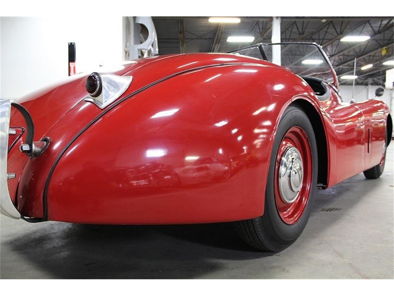Large Picture of 1954 Jaguar XK120 Offered by GR Auto Gallery - L561