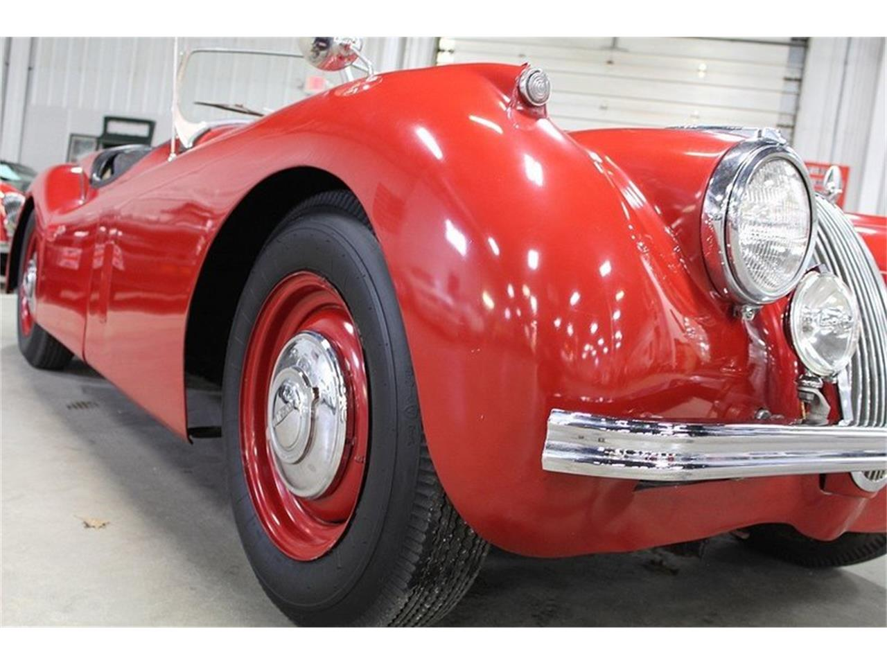 Large Picture of Classic 1954 Jaguar XK120 - $69,900.00 Offered by GR Auto Gallery - L561