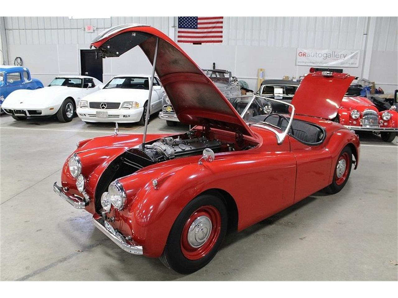 Large Picture of 1954 XK120 located in Kentwood Michigan Offered by GR Auto Gallery - L561