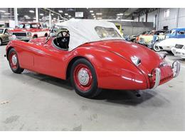 Picture of Classic 1954 Jaguar XK120 located in Michigan - $69,900.00 Offered by GR Auto Gallery - L561