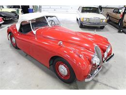 Picture of 1954 Jaguar XK120 located in Michigan - $69,900.00 Offered by GR Auto Gallery - L561