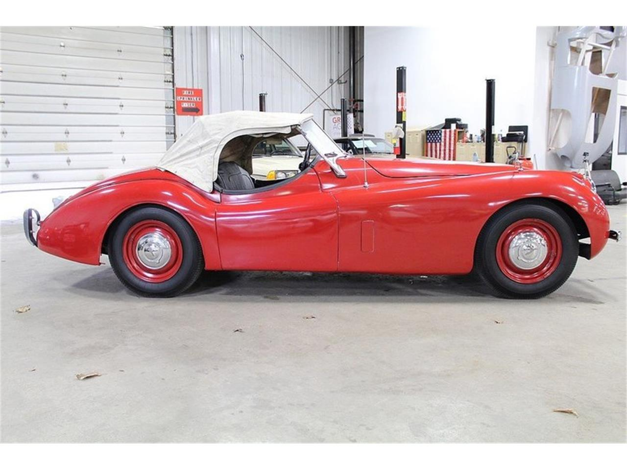 Large Picture of '54 XK120 located in Kentwood Michigan - L561