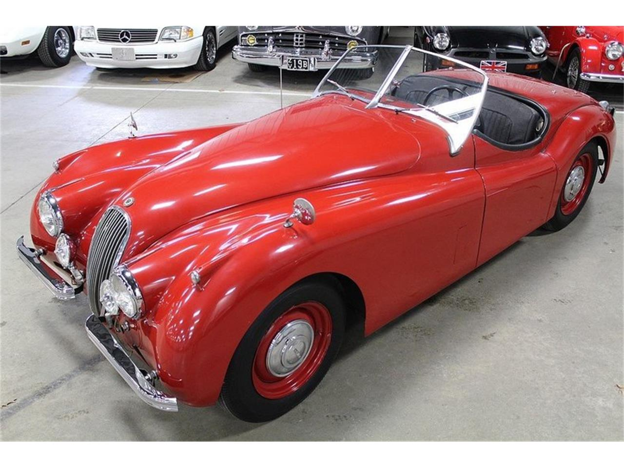 Large Picture of '54 XK120 - $69,900.00 - L561