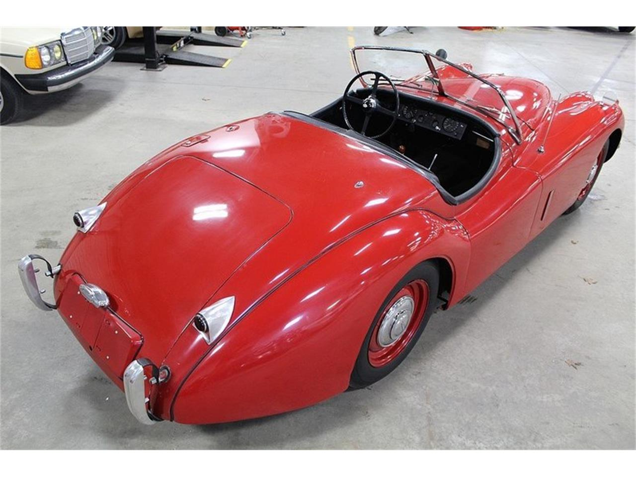Large Picture of 1954 XK120 located in Michigan - L561