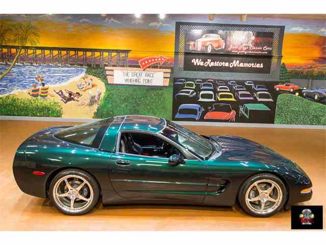 Picture of 2000 Chevrolet Corvette Offered by Just Toys Classic Cars - L562