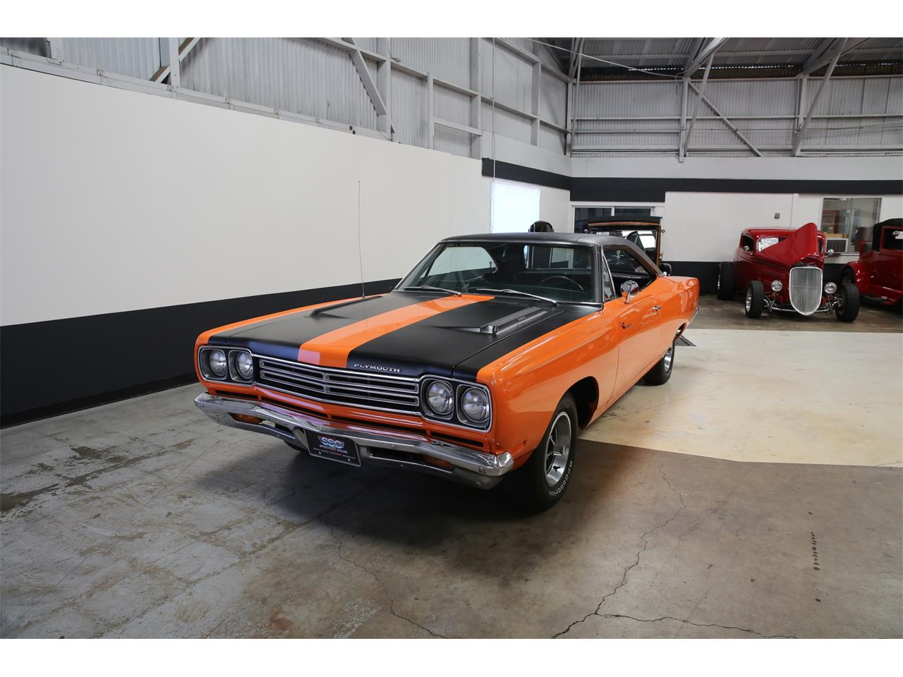 Large Picture of '69 Plymouth Road Runner located in California - $40,990.00 - L56B