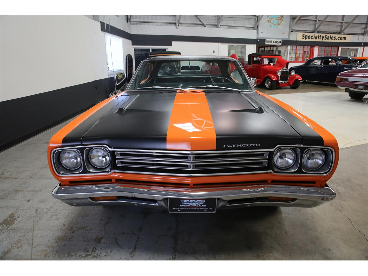 Large Picture of Classic '69 Plymouth Road Runner Offered by Specialty Sales Classics - L56B
