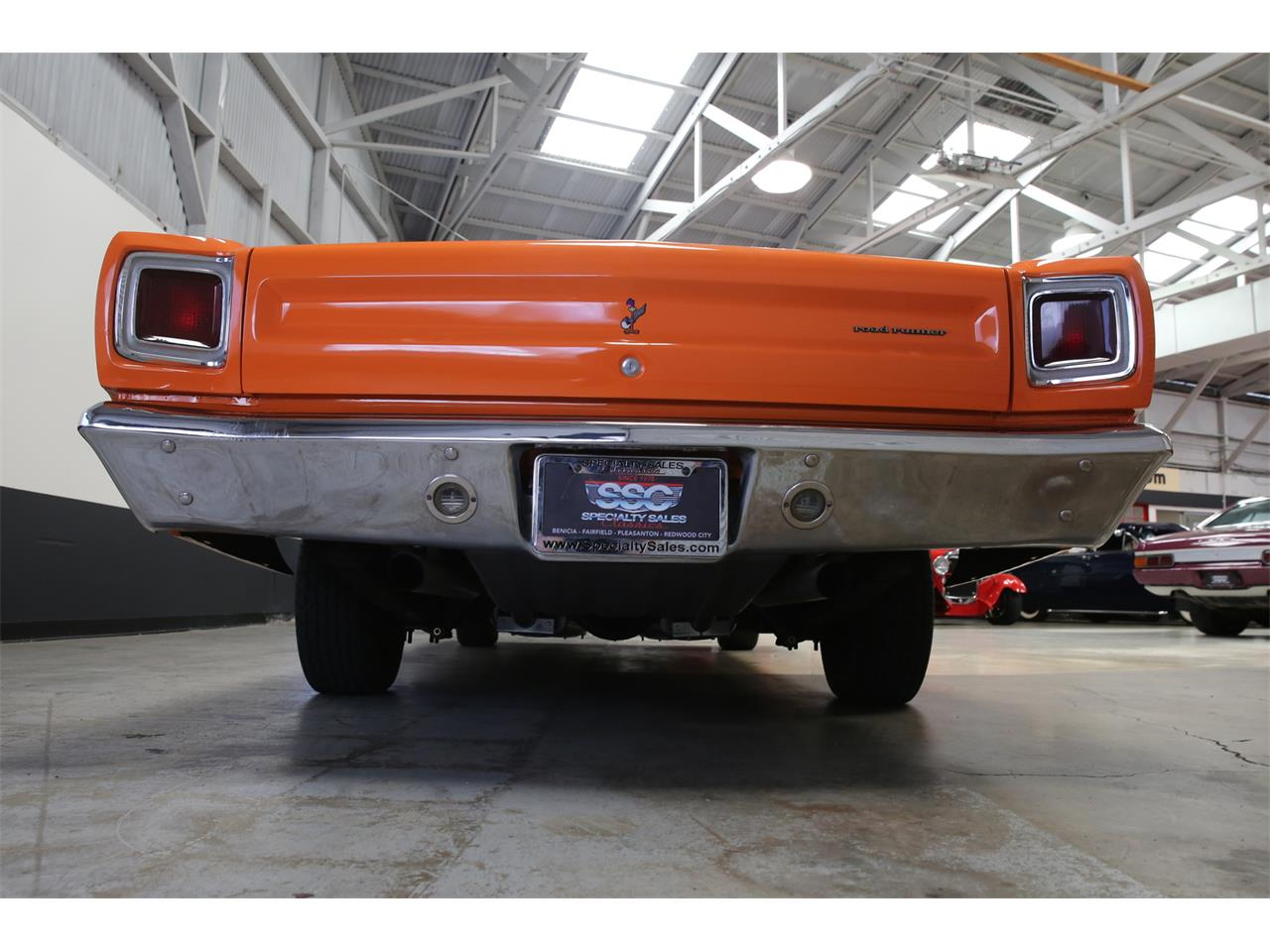 Large Picture of 1969 Plymouth Road Runner located in Fairfield California - $40,990.00 Offered by Specialty Sales Classics - L56B