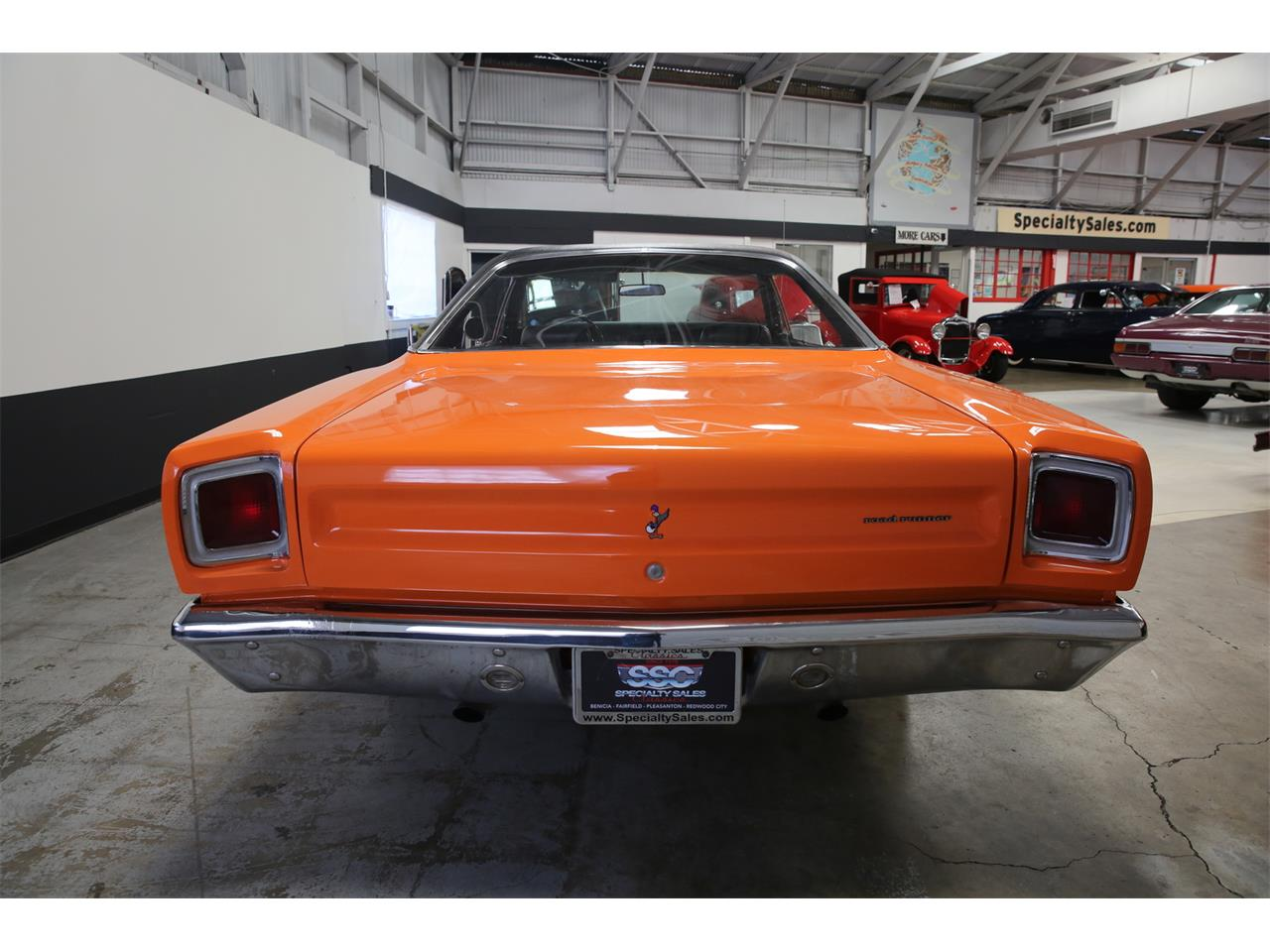 Large Picture of 1969 Plymouth Road Runner Offered by Specialty Sales Classics - L56B